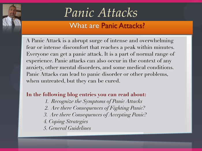 Panic Attacks (1)