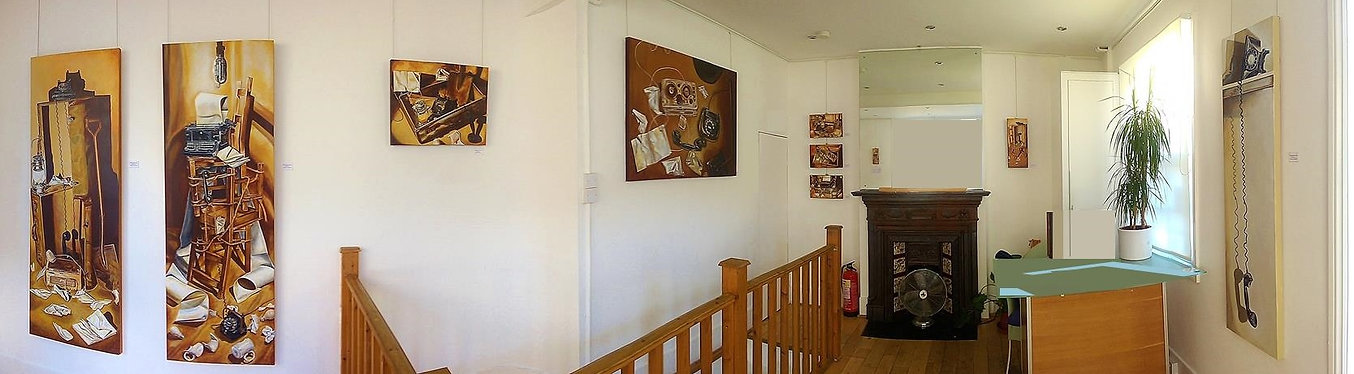 Matt Noir Fine Artist / Gallery 40 Brighton