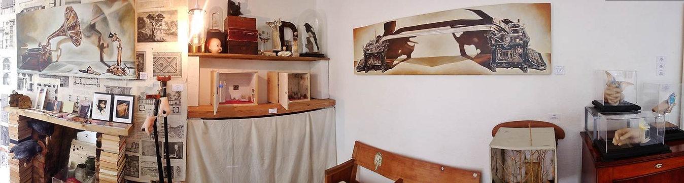 Brighton Artists Open House / Matt Noir Fine Artist