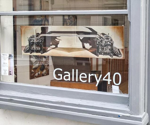 Gallery 40, Brighton
