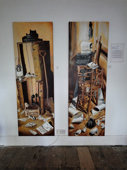 Matt Noir Paintings