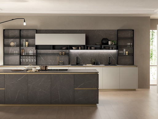 Canadian Interiors Spotlights Our Debut of the DeLinea Kitchen