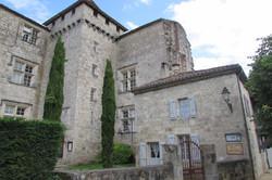 Entrée château