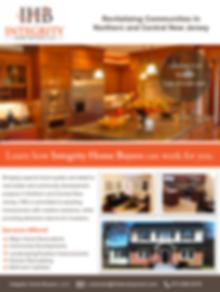 Integrity Home Buyer Flyer Design