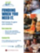 Harlem Entrepreneurial Fund Flyer