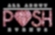 All About Posh Logo 2019