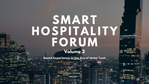 Join us tomorrow at the Smart Hospitality Forum Volume 2 in Bangkok