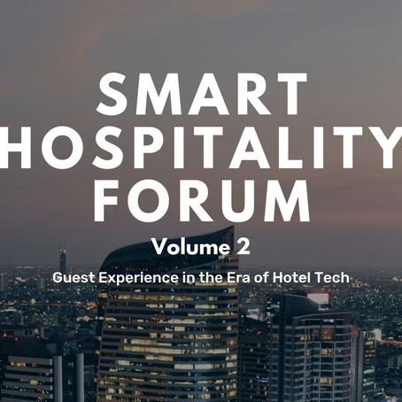 Please join us for the Smart Hospitality Forum - Volume 2 (Bangkok)