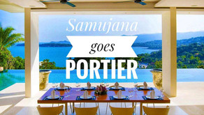 Portier Technologies Expands Its Industry-Leading Hotel Guest Technology To Samujana