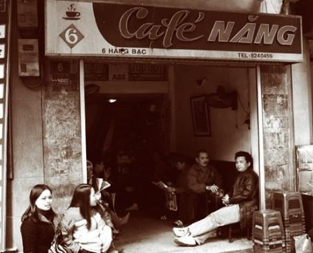 Café Năng - The Bohemian Soul of Hanoi's Café Scene