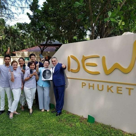 Dewa Phuket Launches with Portier Technologies