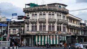 Phraeng Phuton - Quaint Italian Piazza Tucked Away in Old Town Bangkok