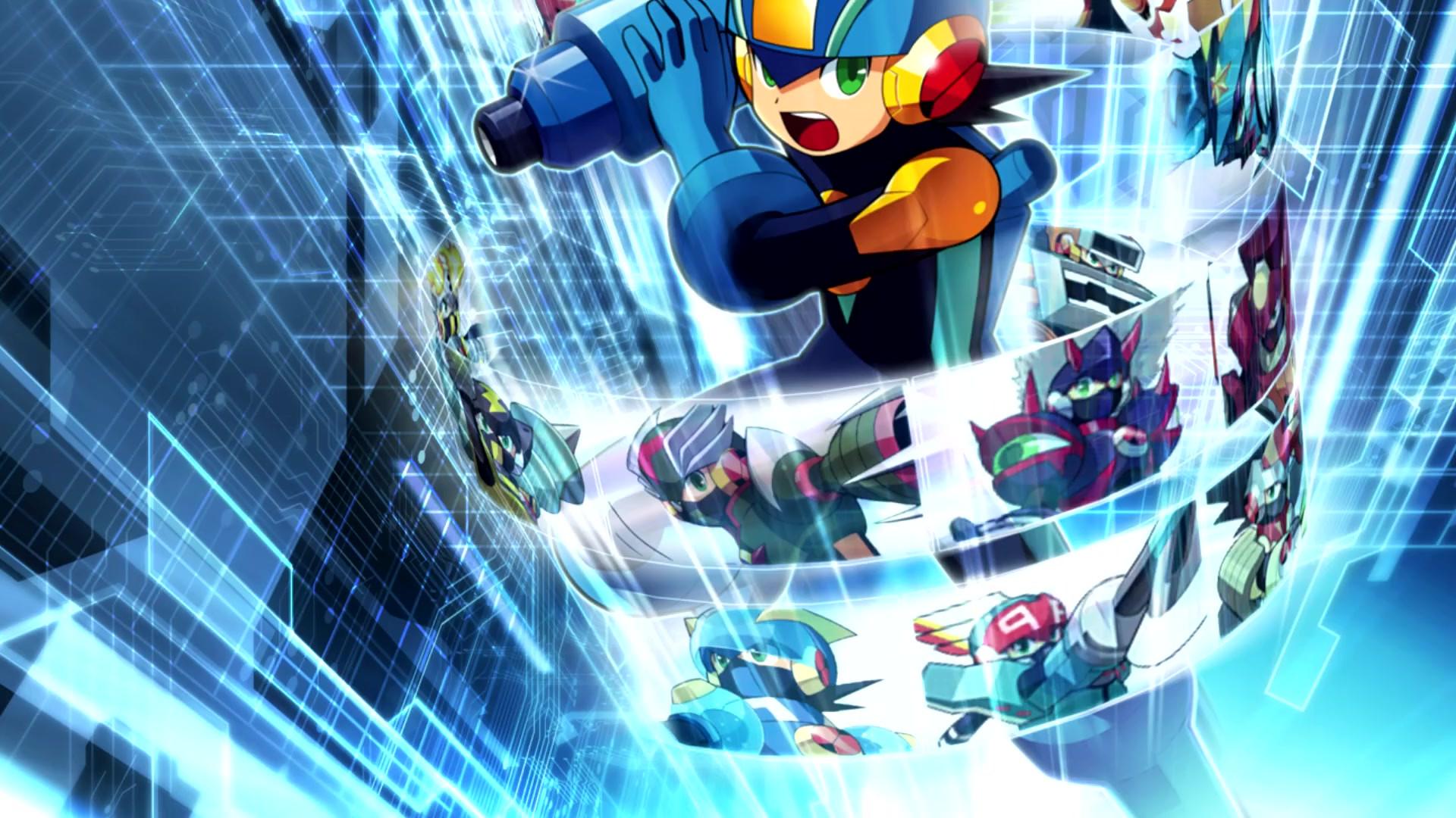 Megaman Nt Warrior Stream