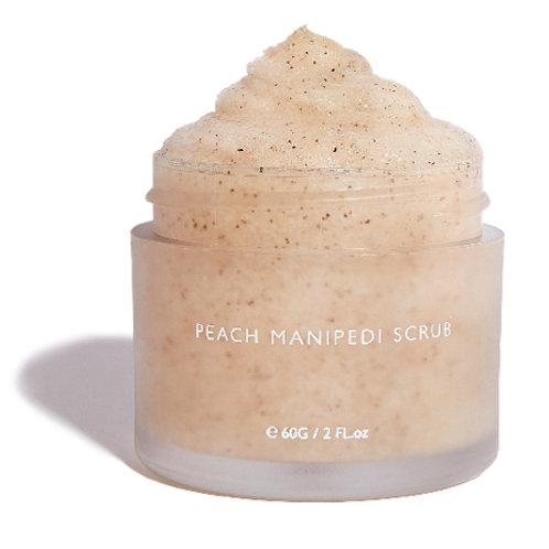 Peacci Peach ManiPedi Scrub