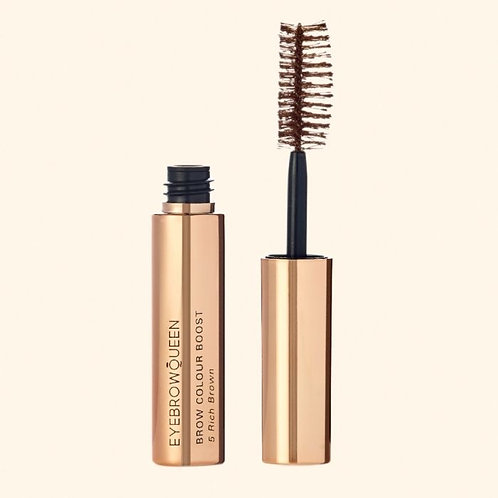 EyeBrowQueen Brow Colour Boost - Rich Brown
