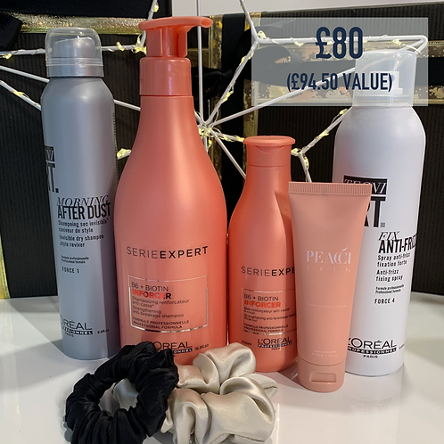 Hair Pamper Bundle