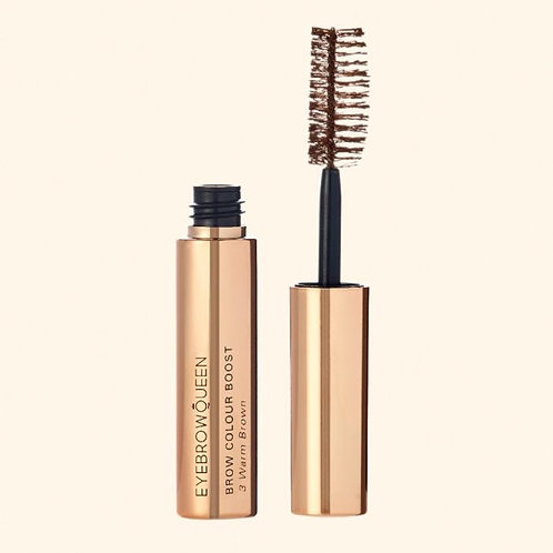 EyeBrowQueen Brow Colour Boost - Warm Brown