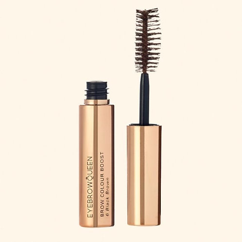 EyeBrowQueen Brow Colour Boost - Black Brown
