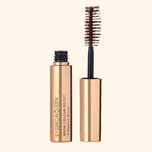 EyeBrowQueen Brow Colour Boost - Med Brown