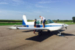 Grand Rapids pilot license