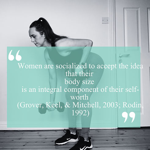 Build body confidence and self worth