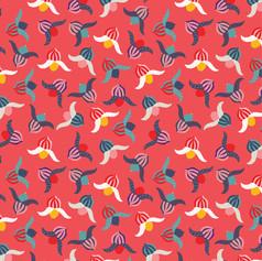 Fuchsia - 055 red