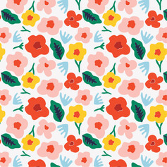Happy Garden - 180white