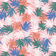 Palm Waves - 006b