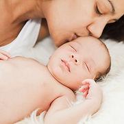 Mutter Kuss