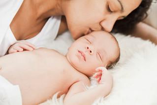 Healing of a Newborn Baby