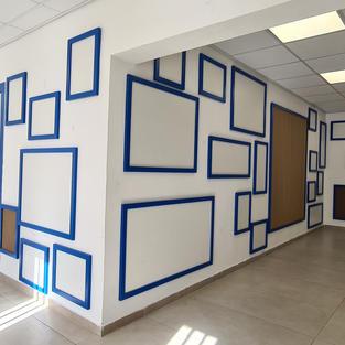 """מסדרון כחול בבי""""הס"""