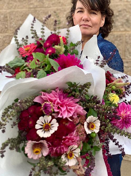 6 Week Summer Bouquet Subscription (June -July)