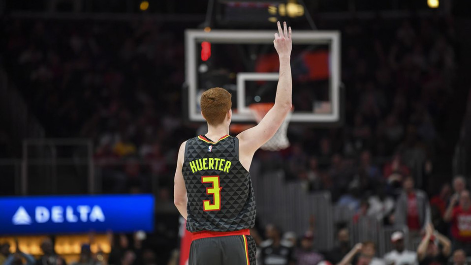 Huerter Finishing Breakdown