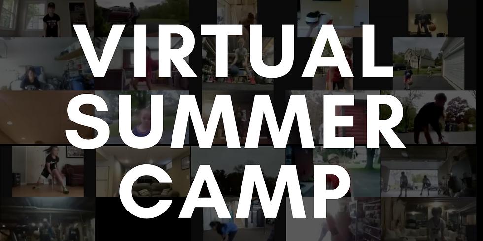 DAGS VIRTUAL SUMMER CAMP - 9th-12th Grade (Advanced)