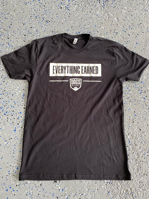 Everything Earned Cotton/Poly Blend Shirt