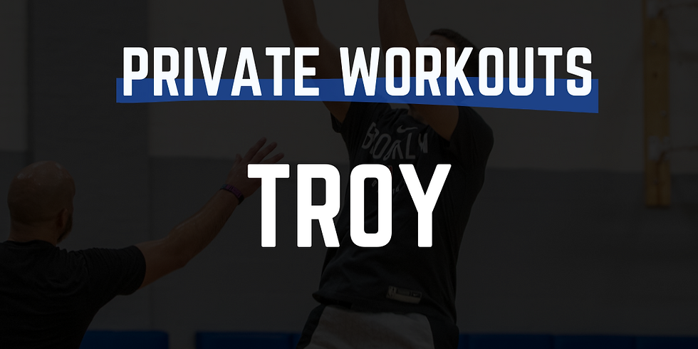 TROY Sunday 5th-8th Grade  JAN 17th