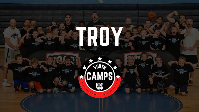 Co-Ed YOUTH SUMMER SKILLS CAMP II TROY