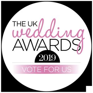 Shortlist for the UK Wedding Awards!