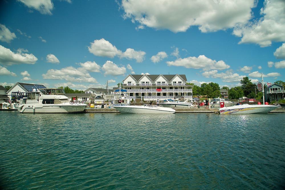 Sportsman's Inn Resort and Marina