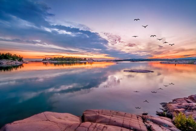 Killarney Sunset