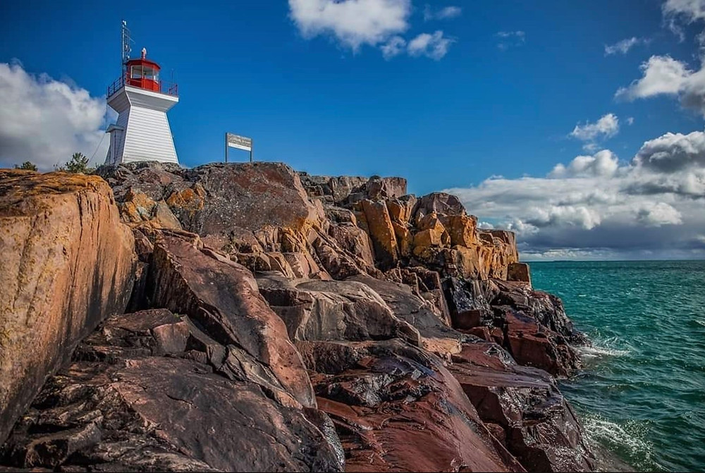 The Lighthouse Trail in Killarney