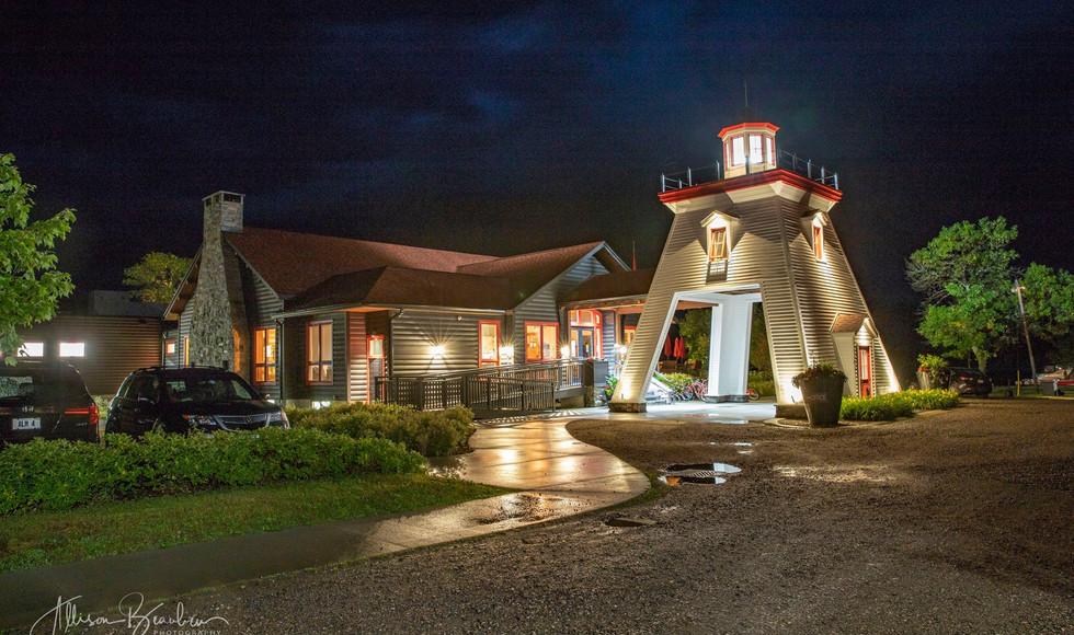 Reception at Killarney Mountain Lodge