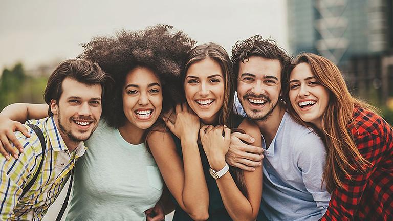 Groupe de jeunes adultes !  (19-30 ans)