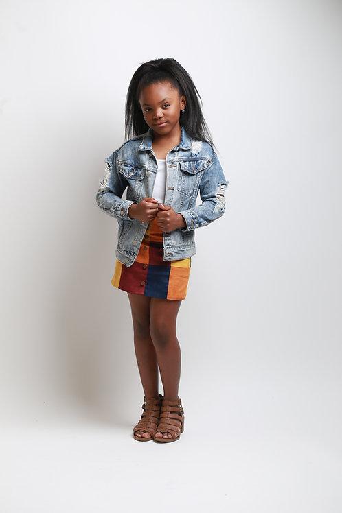 retro skirt