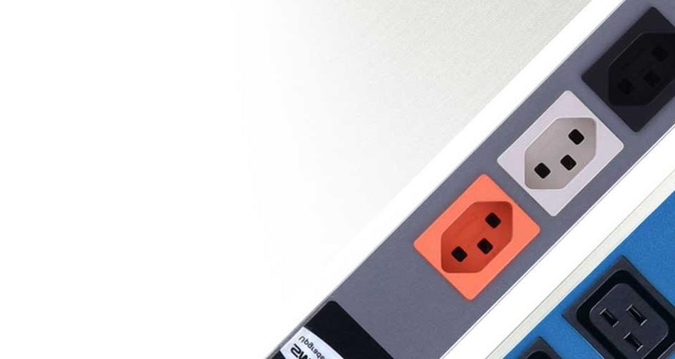 Hochwertige Stromverteiler (PDUs) für Rechenzentren