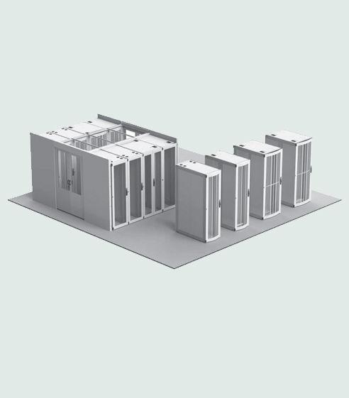 kaltgang-warmgang korridor