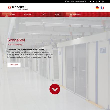Die französische Version unserer Website ist jetzt online