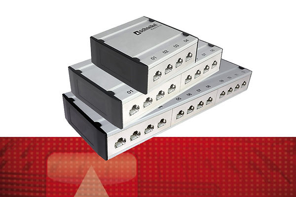 Mini Patch Boxen RJ45