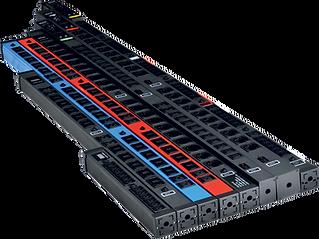 Rack PDU Stromverteiler POMS Rechenzentren