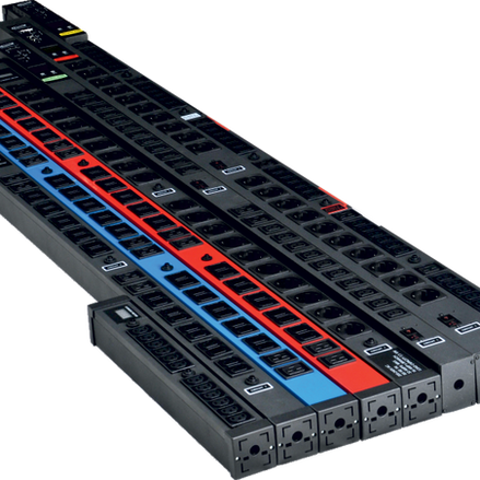 """Kundenspezifische 19"""" Rack Stromverteiler (PDUs) für Rechenzentren"""